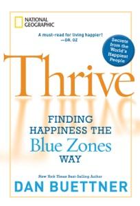 Thrive - Dan Buettner pdf download
