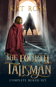 The Fourth Talisman Boxed Set: Nocturne, Solis, Monstrum, Nemesis and Inferno - Kat Ross pdf download