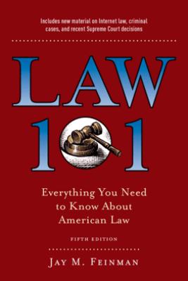 Law 101 - Jay M. Feinman