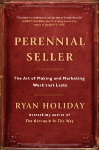 Perennial Seller - Ryan Holiday pdf download