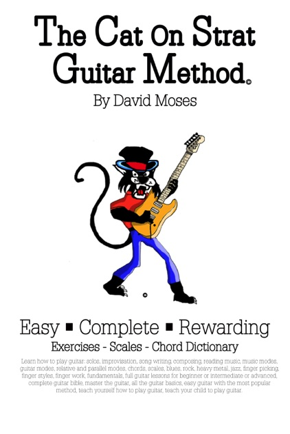 The Cat on Strat Guitar Method by David Moses on Apple Books
