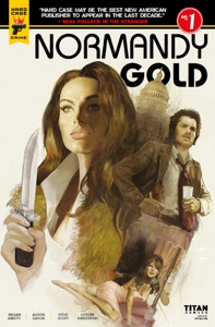 Normandy Gold #1 - Megan Abbott, Alison Gaylin, Steve Scott & Lauren Kindzierski pdf download