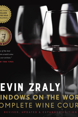 Kevin Zraly Windows on the World Complete Wine Course - Kevin Zraly