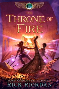 The Throne of Fire (The Kane Chronicles, Book 2) - Rick Riordan pdf download