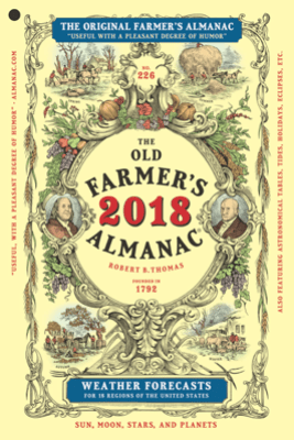 The Old Farmer's Almanac 2018 - Old Farmer's Almanac