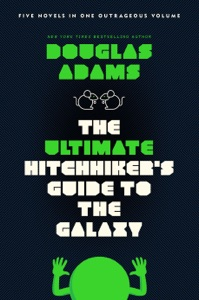 The Ultimate Hitchhiker's Guide to the Galaxy - Douglas Adams pdf download