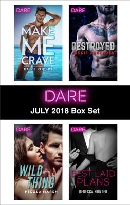 Harlequin Dare July 2018 Box Set - Katee Robert, Nicola Marsh, Jackie Ashenden & Rebecca Hunter pdf download