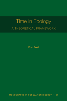 Time in Ecology - Eric Post