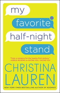 My Favorite Half-Night Stand - Christina Lauren pdf download
