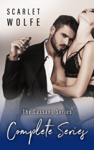 The Cassano Series - Complete Series - Scarlet Wolfe pdf download