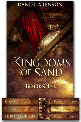 Kingdoms of Sand: Books 1-3 - Daniel Arenson pdf download