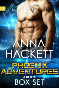 Phoenix Adventures Box Set - Anna Hackett pdf download