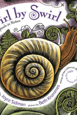 Swirl by Swirl - Joyce Sidman & Beth Krommes