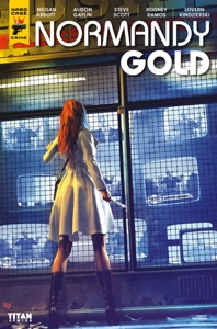 Normandy Gold #4 - Alison Gaylin, Abbott Megan, Steve Scott, Rodney Ramos & Lovern Kindzierski pdf download