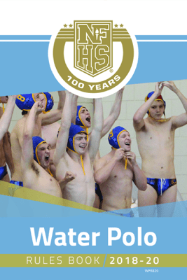 2018-19 NFHS Water Polo Rules Book - NFHS