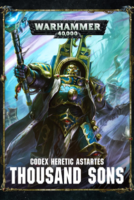 Codex: Chaos Thousand Sons - Games Workshop