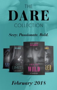 The Dare Collection: February 2018 - JC Harroway, Clare Connelly, Lisa Childs & Anne Marsh pdf download