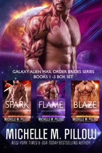 Galaxy Alien Mail Order Brides Series (Books 1-3 Box Set) - Michelle M. Pillow pdf download