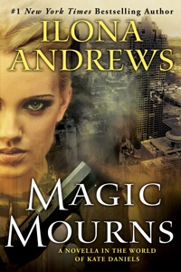 Magic Mourns - Ilona Andrews pdf download