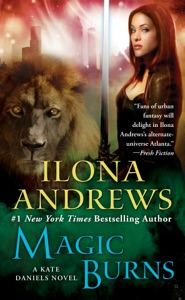 Magic Burns - Ilona Andrews pdf download