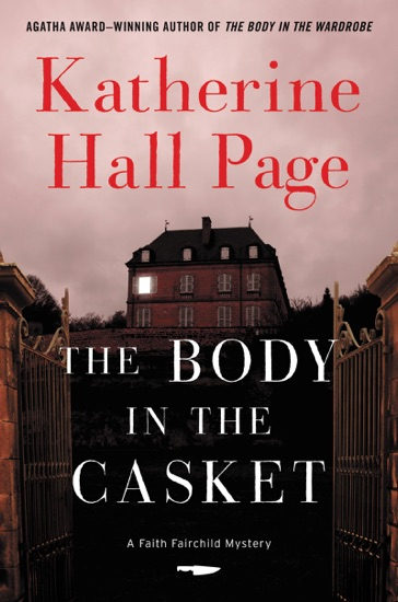The Body in the Casket by Katherine Hall Page PDF Download