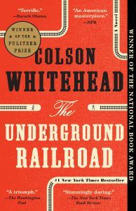 The Underground Railroad  - Colson Whitehead pdf download