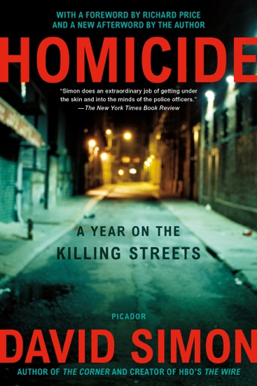 Homicide by David Simon PDF Download