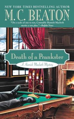 Death of a Prankster - M.C. Beaton pdf download