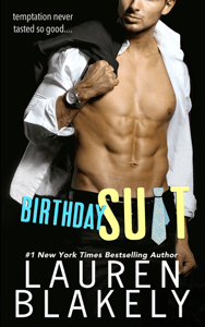 Birthday Suit - Lauren Blakely pdf download