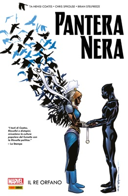 Pantera Nera (2016) 3 - Ta-Nehisi Coates, Chris Sprouse & Brian Stelfreeze pdf download