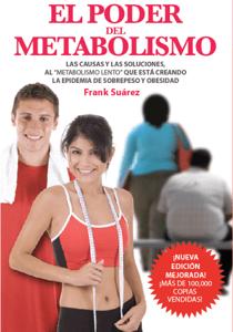 El Poder del Metabolismo - Frank Suárez pdf download
