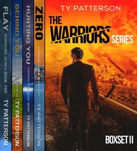 The Warriors Series Boxset II - Ty Patterson pdf download