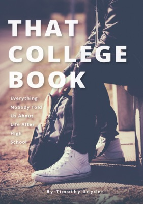 THAT COLLEGE BOOK - Timothy Snyder pdf download