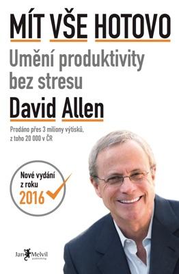 Mít vše hotovo - David Allen pdf download