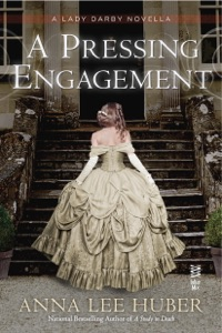 A Pressing Engagement - Anna Lee Huber pdf download