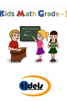 Kids Math - First Grade - Tidels