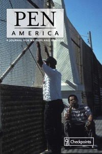 PEN America 9: Checkpoints - PEN American Center, Ian McEwan, Chinua Achebe, Chimamanda Adichie, Jeffrey Eugenides, Mahmoud Darwish, Kimiko Hahn & Sarah Ruhl pdf download