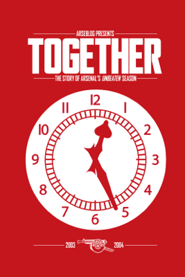 Together: the story of Arsenal's unbeaten season - Andrew Mangan & Andrew Allen