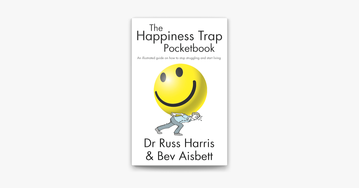 ‎The Happiness Trap Pocketbook on Apple Books