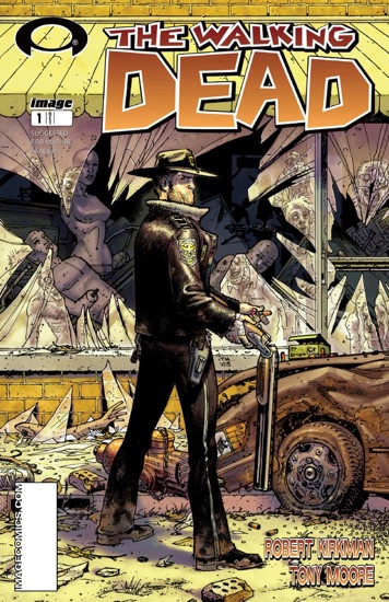The Walking Dead #1 by Robert Kirkman & Tony Moore PDF Download
