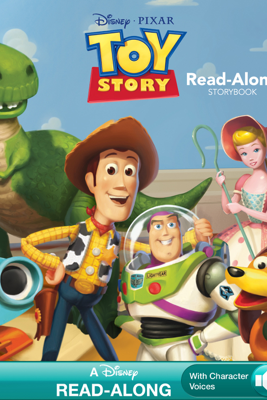 Toy Story Read-Along Storybook - Disney Book Group