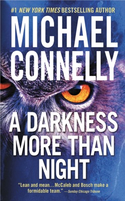 A Darkness More Than Night - Michael Connelly pdf download