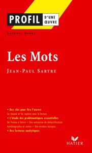 Profil - Sartre (Jean-Paul) : Les Mots - Jacques Deguy, Georges Decote & Jean-Paul Sartre pdf download