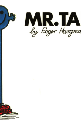Mr. Tall (Enhanced Edition) - Roger Hargreaves