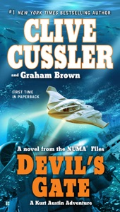 Devil's Gate - Clive Cussler & Graham Brown pdf download