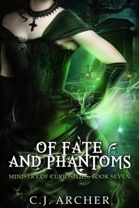 Of Fate and Phantoms - C.J. Archer pdf download