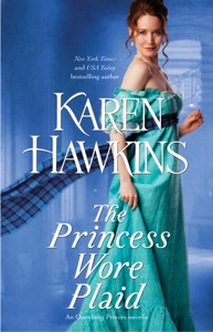 The Princess Wore Plaid - Karen Hawkins pdf download
