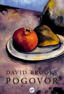 Pogovor - David Brooks pdf download
