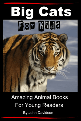 Big Cats: For Kids - Amazing Animal Books for Young Readers - John Davidson