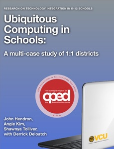 Ubiquitous Computing in Schools - John G. Hendron, Angie Kim & Shawnya Tolliver pdf download